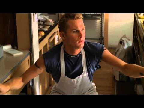 The Sopranos: Chris is teaching baker a lesson