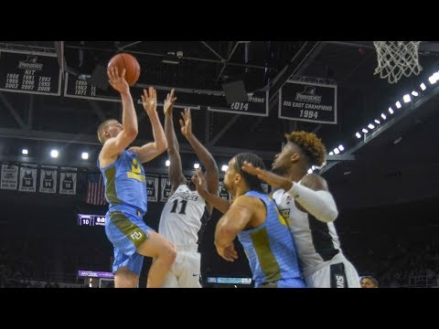 Marquette Courtside - Marquette eases past Providence 76-58