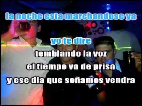 Karaoke Orly - Apaga la luz