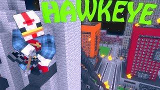 Minecraft | ULTIMATE BOW MOD Showcase (HAWKEYE, MO' ARROWS, ROBIN HOOD)
