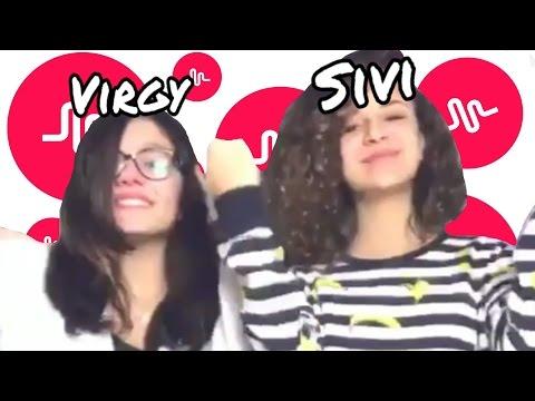 Sivi Show e Virginia De Giglio/ Musical.ly Competition