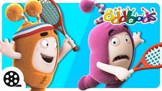 Cartoon   Oddbods - Sports Klutz   Cartoons For Children
