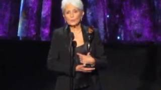 2017 Rock & Roll Hall of Fame Joan Baez Complete Induction Speech