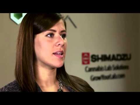 Shimadzu Trace Analytics CANNABIS video