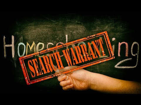 Warrantless Searches Of Homeschoolers In CA & MD