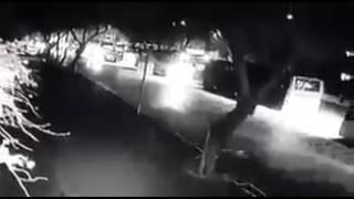 تركيا : لحظة انفجار السيارة المفخخة في وسط انقرة