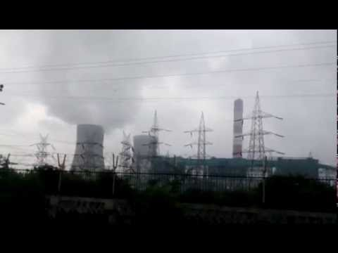 Koradi Thermal power plant's poisonous air and polluted air | Nagpur Today