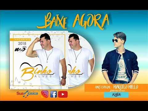 DE BINHO 2013 CD BAIXAR ALVES