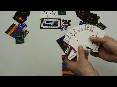 GALAXY RISE - How To Play - Hidden Identity Trick-Taking Card Game