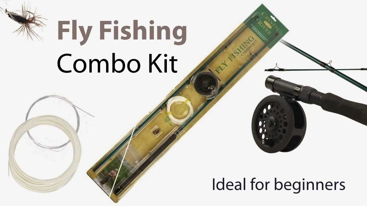Fly fishing combo for Good beginner fishing rod