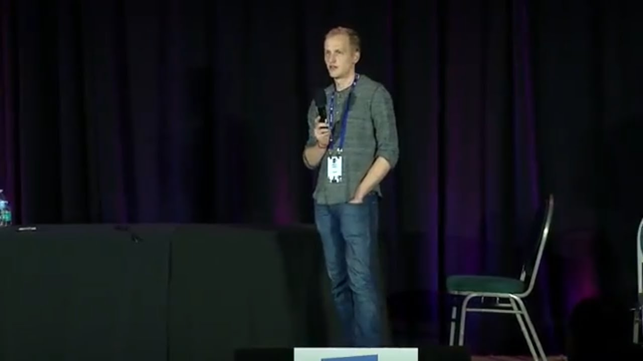 Brett Jones (Lightform): Projection Mapping - Shared Augmented Reality for Out of Home