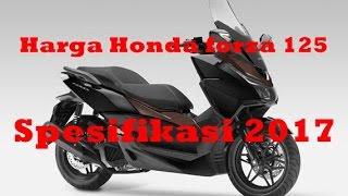 Download lagu Harga Honda Forza 125 dan Spesifikasi akhir MP3