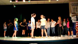 "Red Ribbon Week Skit Switchfoot, ""This is Your Life"""