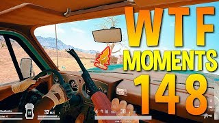 PUBG WTF Funny Moments Highlights Ep 148 (playerunknown's battlegrounds Plays)