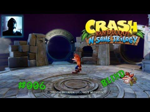Lets Play Crash Bandicoot 2 Vol.6 (German/PS4/N-Sane Trilogy) [Blind/Platinum Trophy Challenge]