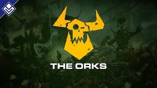 The Orks | Warhammer 40,000