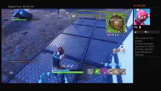 Nooby fortnite gameplay