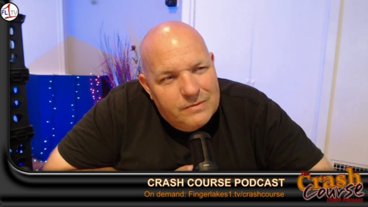 Wheel Days, Dan Bolton and More ..::.. Crash Course Podcast #244