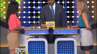 DUMB ANSWER! Family Feud  Contest Thinks Zombies Are