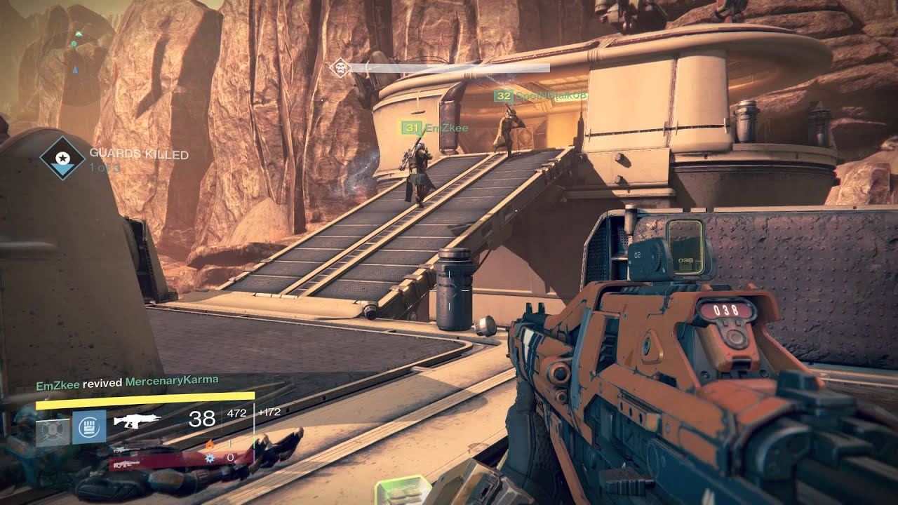 destiny roc strike matchmaking That sort of experience is what has driven bungie's take on matchmaking - or how little there is - for destiny 2 until destiny 2 comes out, check out what we think the best space games on pc are in an interview with the financial post, me chung, social lead on destiny 2, discussed why you can't jump into matchmaking for raids in any.
