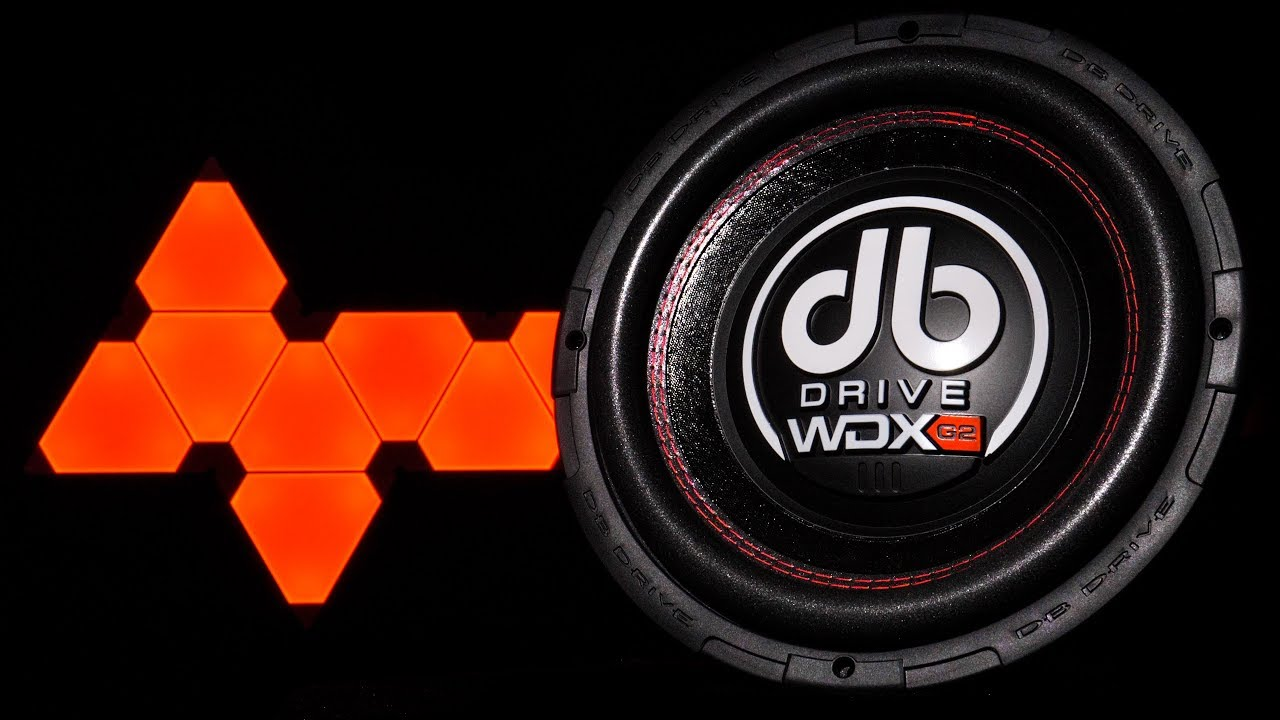 Db Drive Wdx G2 Competition Subwoofers Youtube 2 Ohm Subwoofer Wiring