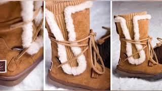 Цены на одежду и обувь