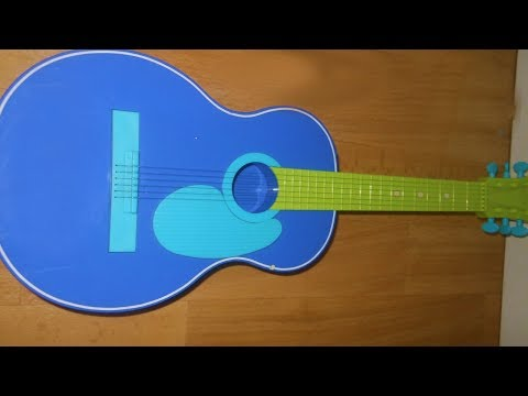 ELC sing and play guitar