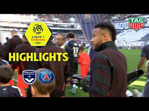 Girondins De Bordeaux - Paris Saint-Germain ( 0-1 ) - Highlights - (GdB - PARIS) / 2019-20