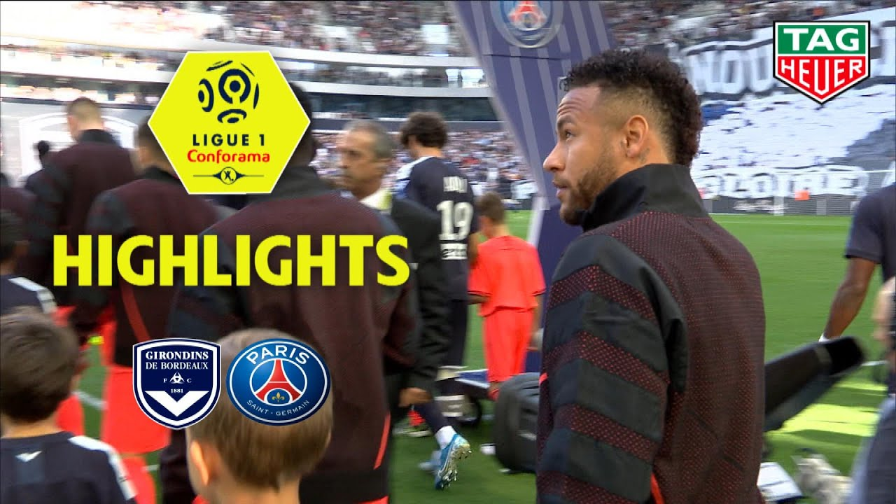 Goals And Highlights Psg 4 3 Bordeaux 2020 Ligue 1 12 11 2020 Vavel Usa