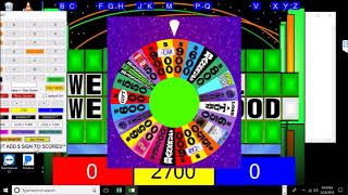 Disney Wheel of Fortune Season 2, Episode 7