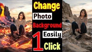 Amazing #Photo Editing App 2019 | Change Photo Background In One Click | Easily Photo Editing