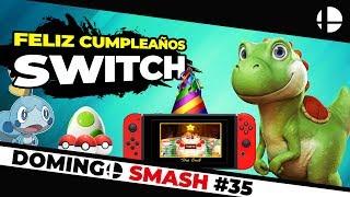 ¿¡MÁS POKÉMON EN SMASH!? AJUSTANDO LUCHADORES,  HUEVOS y MUCHO RITMO | Domingo Smash #35