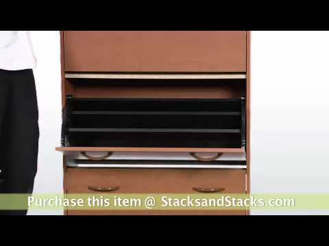 Tripple Shoe Cabinet By Venture Horizon At Stacks And