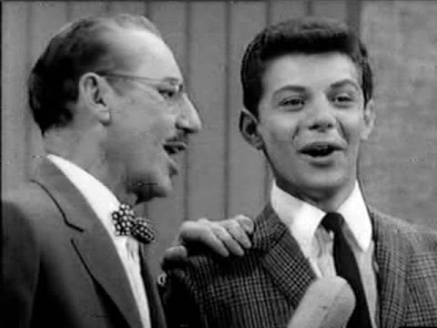 You Bet Your Life #60-35 Frankie Avalon and Harry Ruby ('Smile', Jun 8, 1961)