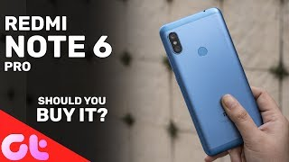 Redmi Note 6 Pro Review After 14 Days with Pros and Cons