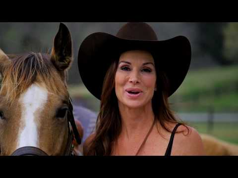 RFD-TV's Debbe Dunning's Dude Ranch Roundup - Premieres Nov. 1st at 9 PM ET (60sec)