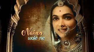 Naino wale ne || padmavati ||new whatsapp status video - TUTIH PHUTI MUSIC