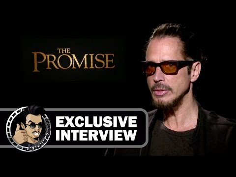 Chris Cornell Exclusive Interview for THE PROMISE (JoBlo.com