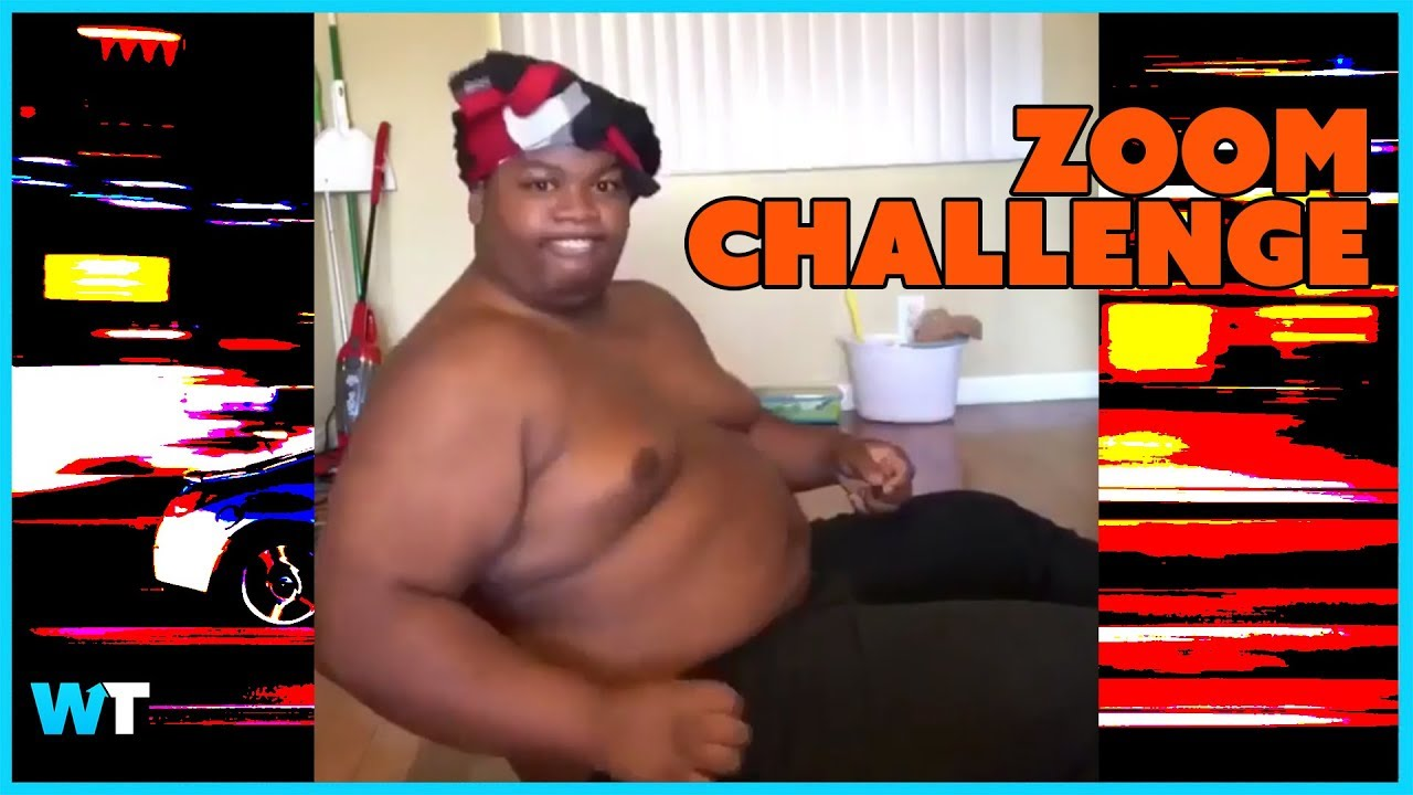 Is The Zoom Challenge Dangerous For Kids And Pets Youtube