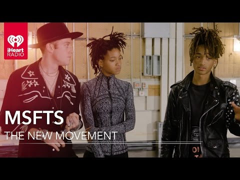 Willow & Jaden Smith + Harry Hudson Talk MSFTS