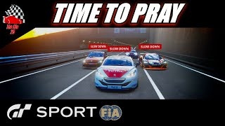 GT Sport Can We All Pray - FIA Live