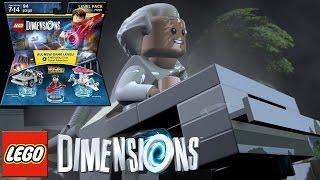 LEGO Dimensions FR - Retour Vers le Futur - Level Pack