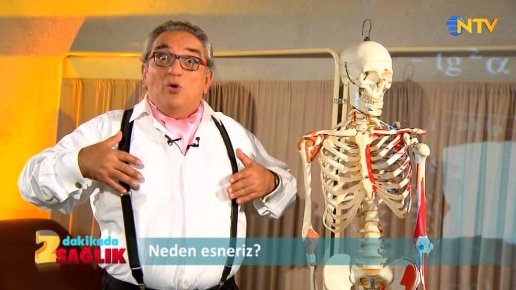 NTV İzle, 2 dakikada sağlık: Neden esneriz? Esnemek bulaşıcı mıdır?)