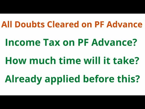 New EPFO Notification | Check Eligibility For PF Advance Withdrawal | Part-1