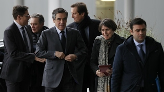 France Presidential Race  Fillon will not abandon candidature over Penelopegate