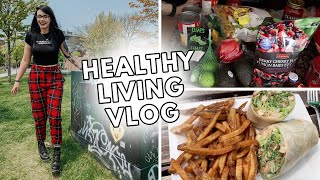 Grocery haul, my new diet, cook with me | WEEKLY VLOG