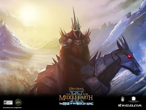 Battle For Middle-Earth II; RotWK 'Dol-Amroth Knights'
