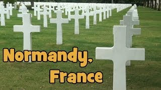 Normandy Beach - Sacred Grounds of D-Day