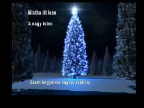 Ady Endre: Karácsony - Előadja: Szabó Gyula
