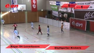 Bayer 04 Leverkusen - Stuttgarter Kickers